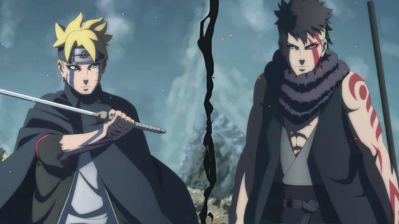 Boruto: Naruto Next Generations, Delta mostra le sue capacità