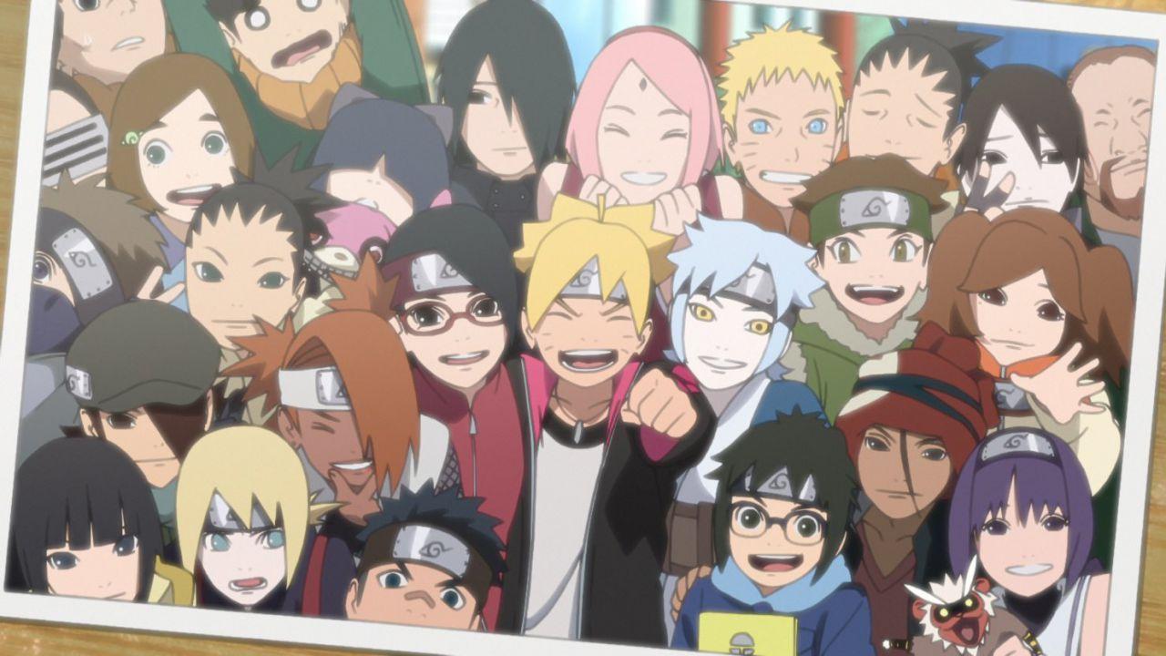 Boruto Naruto Next Generations: svelate nuove informazioni sulla prossima ending theme