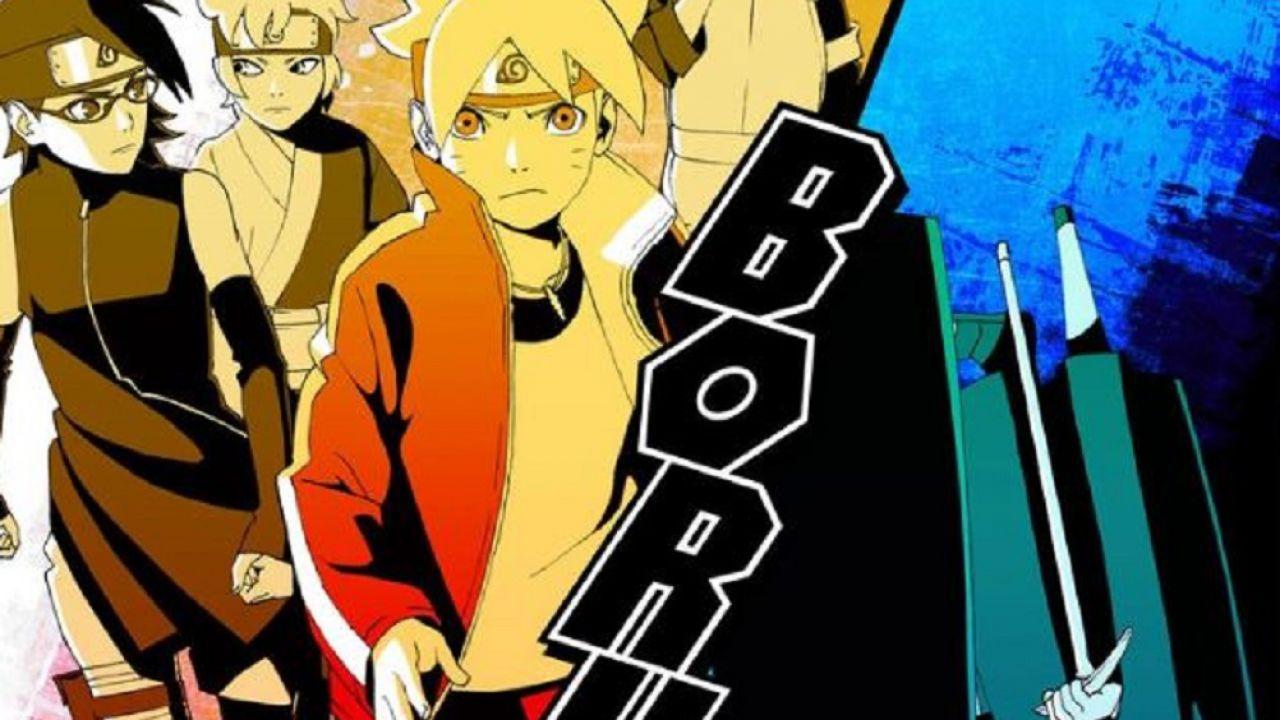 Boruto: nuova Key Visual per l'anime, i due fronti si oppongono