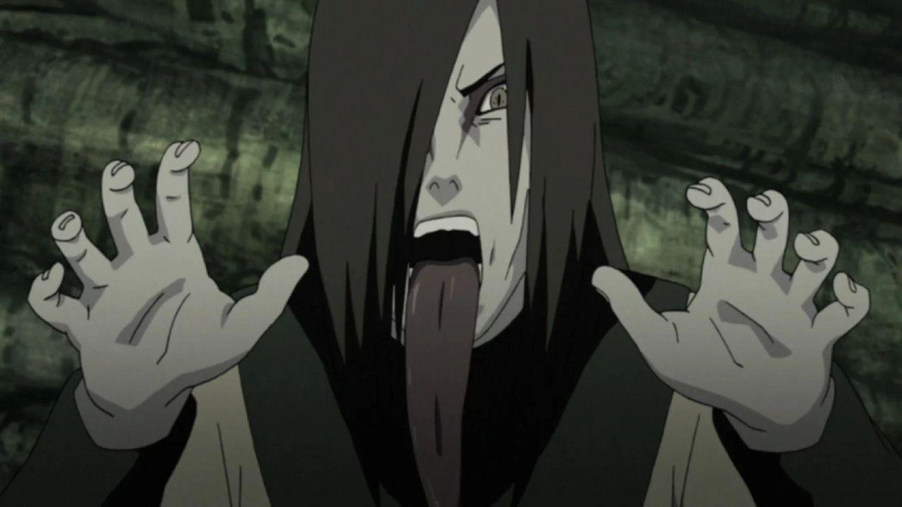 Boruto: Orochimaru torna a minacciare Konoha in questo terrificante cosplay