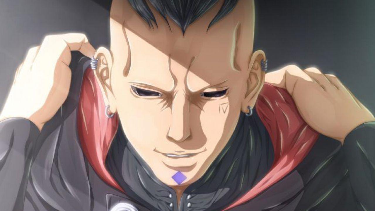 Boruto: primo sguardo al personaggio di Jigen nell'anime