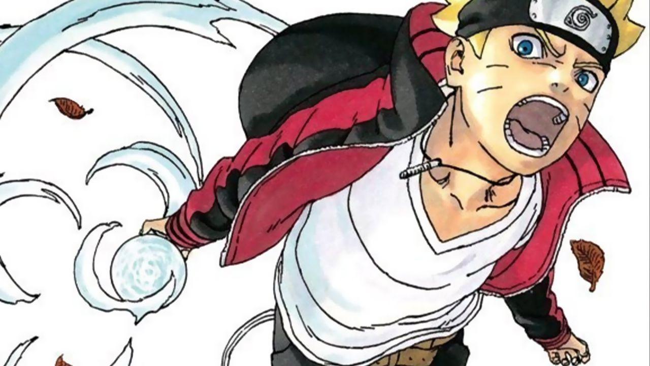 Boruto torna in versione tankobon: presentata la copertina del volume 12