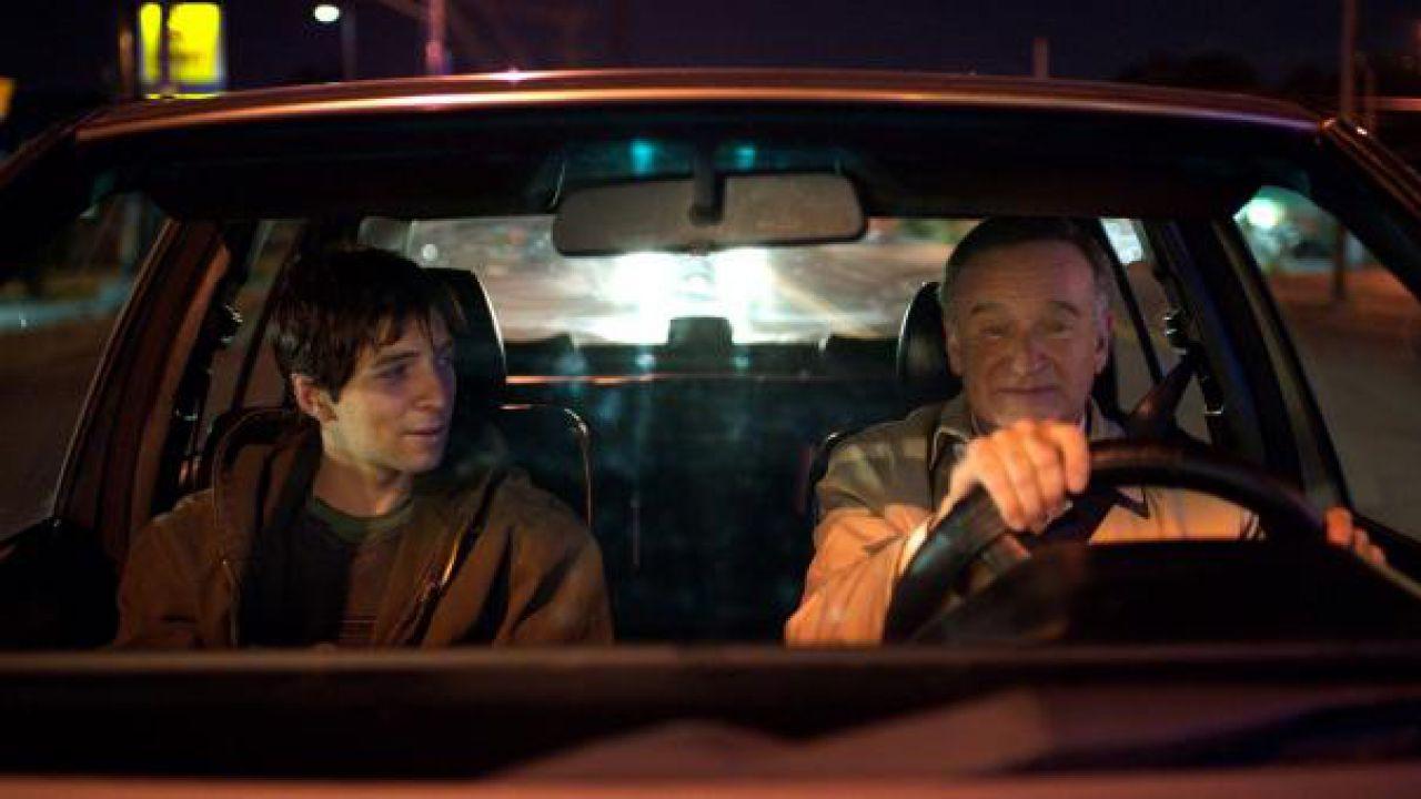 Boulevard: online il trailer dell'ultimo film con Robin Williams