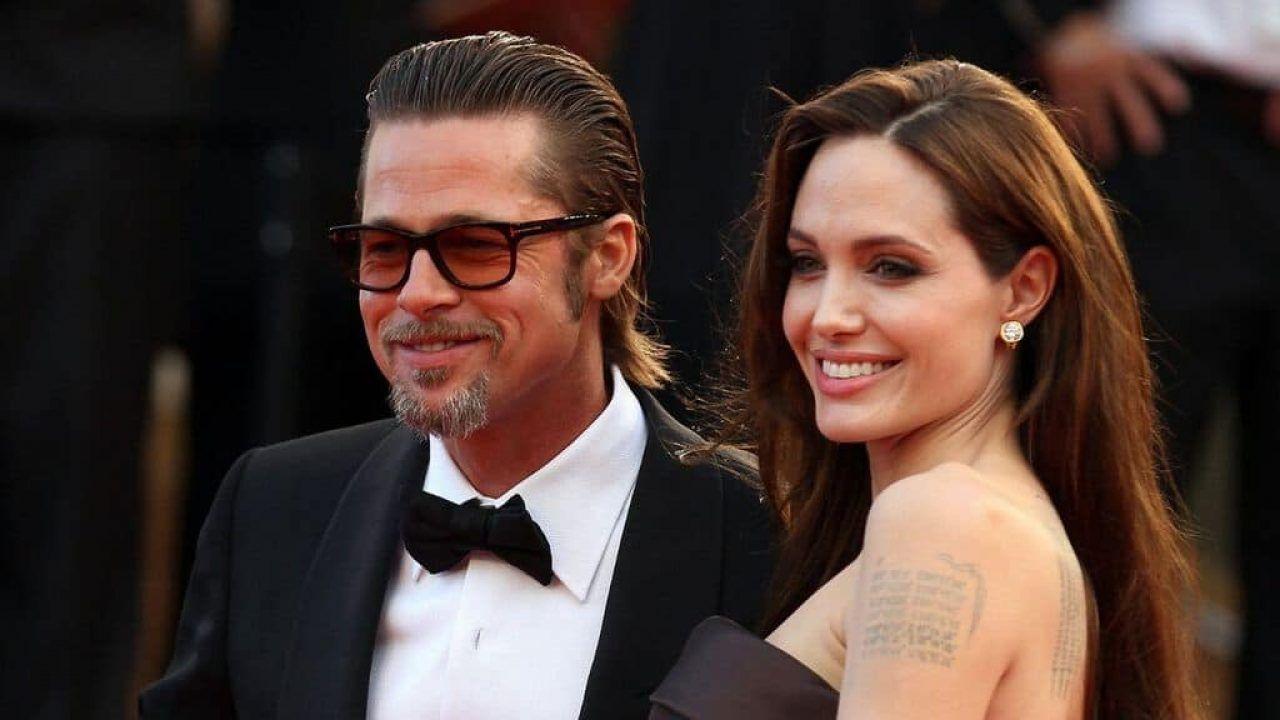 Brad Pitt, è scontro con Angelina Jolie per la custodia dei figli nelle vacanze di Natale