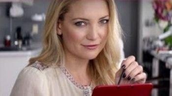Brain Training Infernale: spot americano con l'attrice Kate Hudson