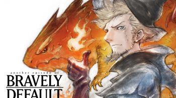 Bravely Default Burning Crow annunciato da Square-Enix.... ma è un pesce d'aprile