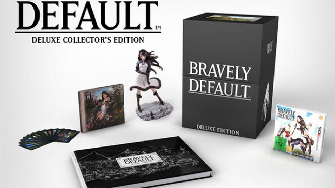 Bravely Default: Square Enix mette in vendita una riproduzione del Libro di D