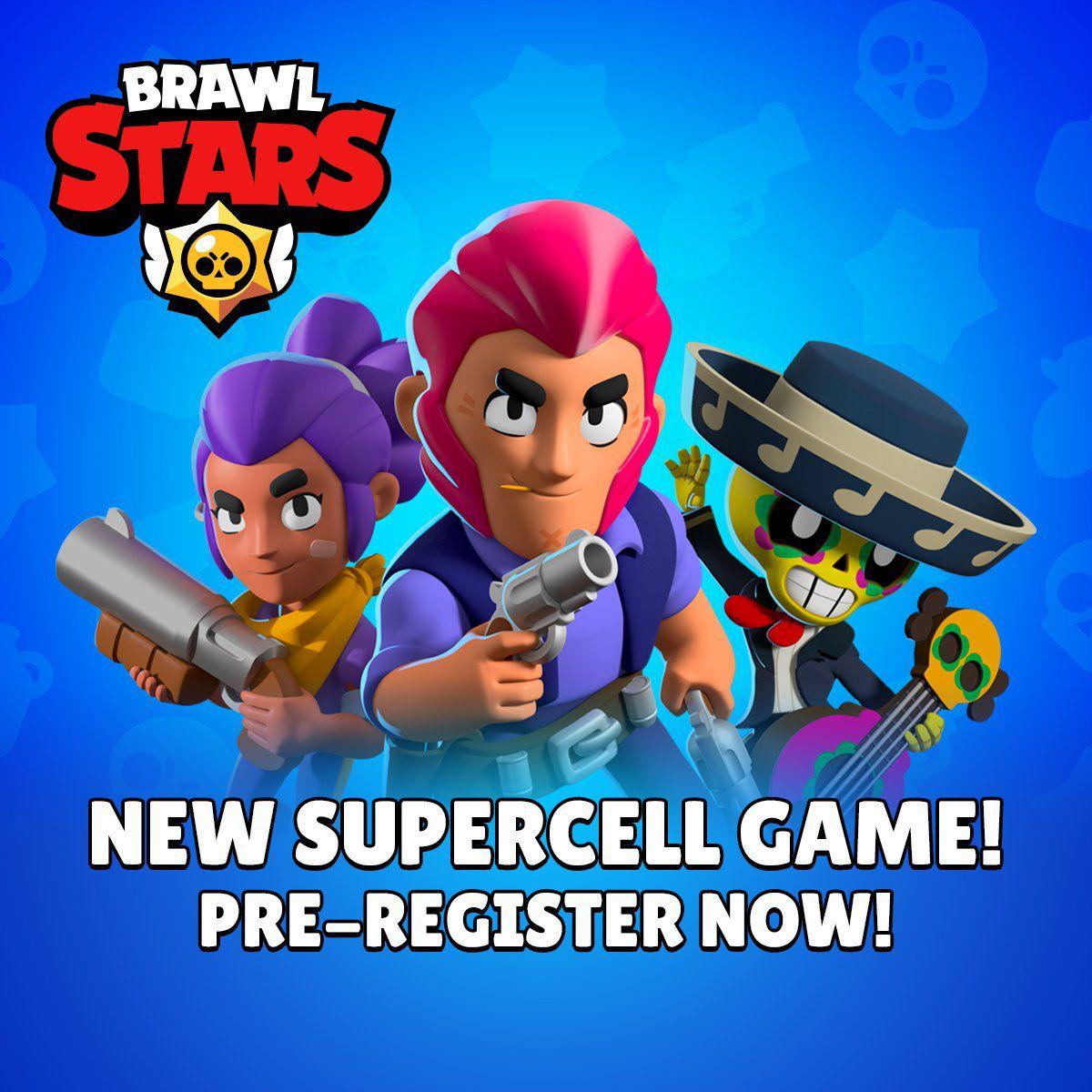 Brawl Stars Uno Shooter Competitivo Mobile Unisce Elementi Di