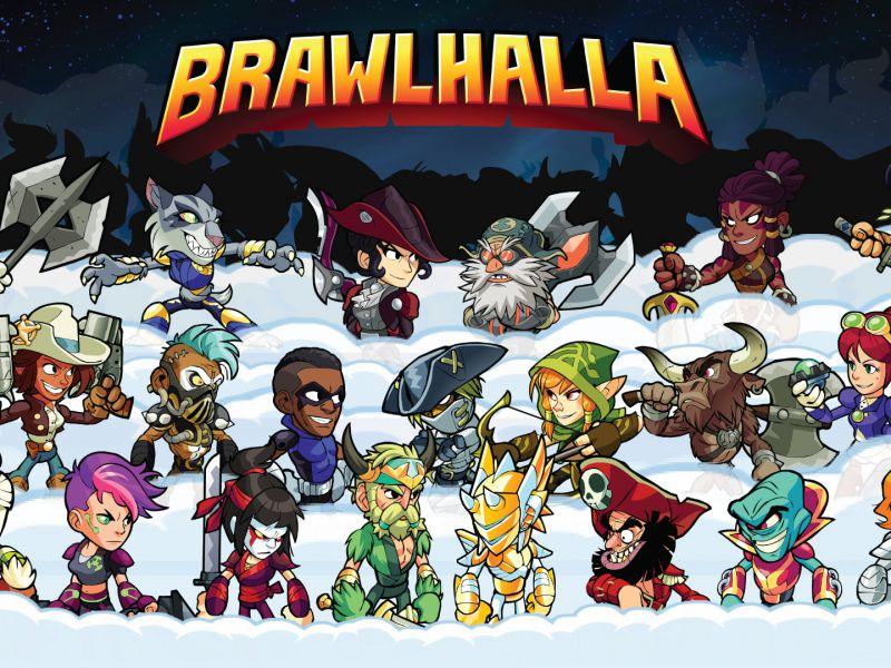 Brawlhalla uscirà il 17 ottobre su PS4 e PC, ecco il trailer di lancio