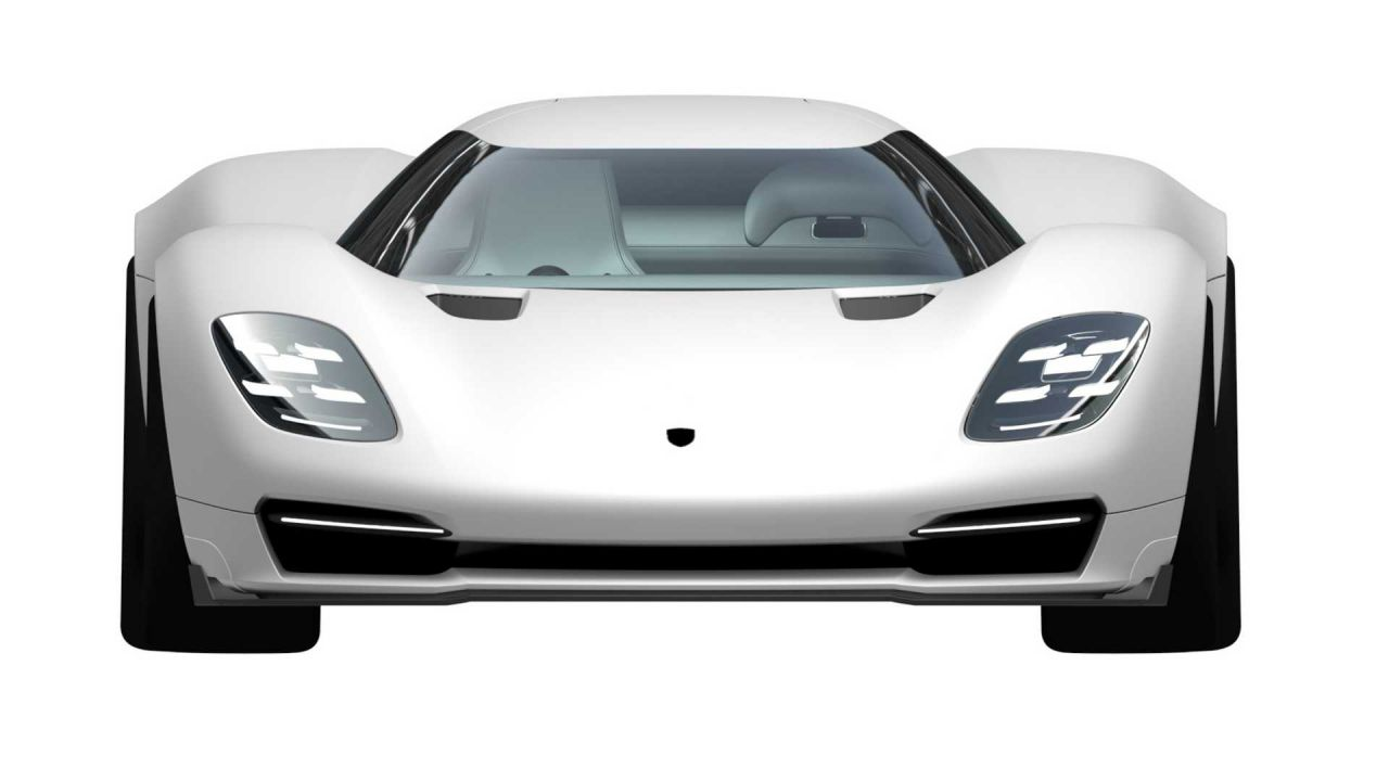Brevetti depositati da Porsche mostrano una hypercar inusuale, ecco la risposta del brand