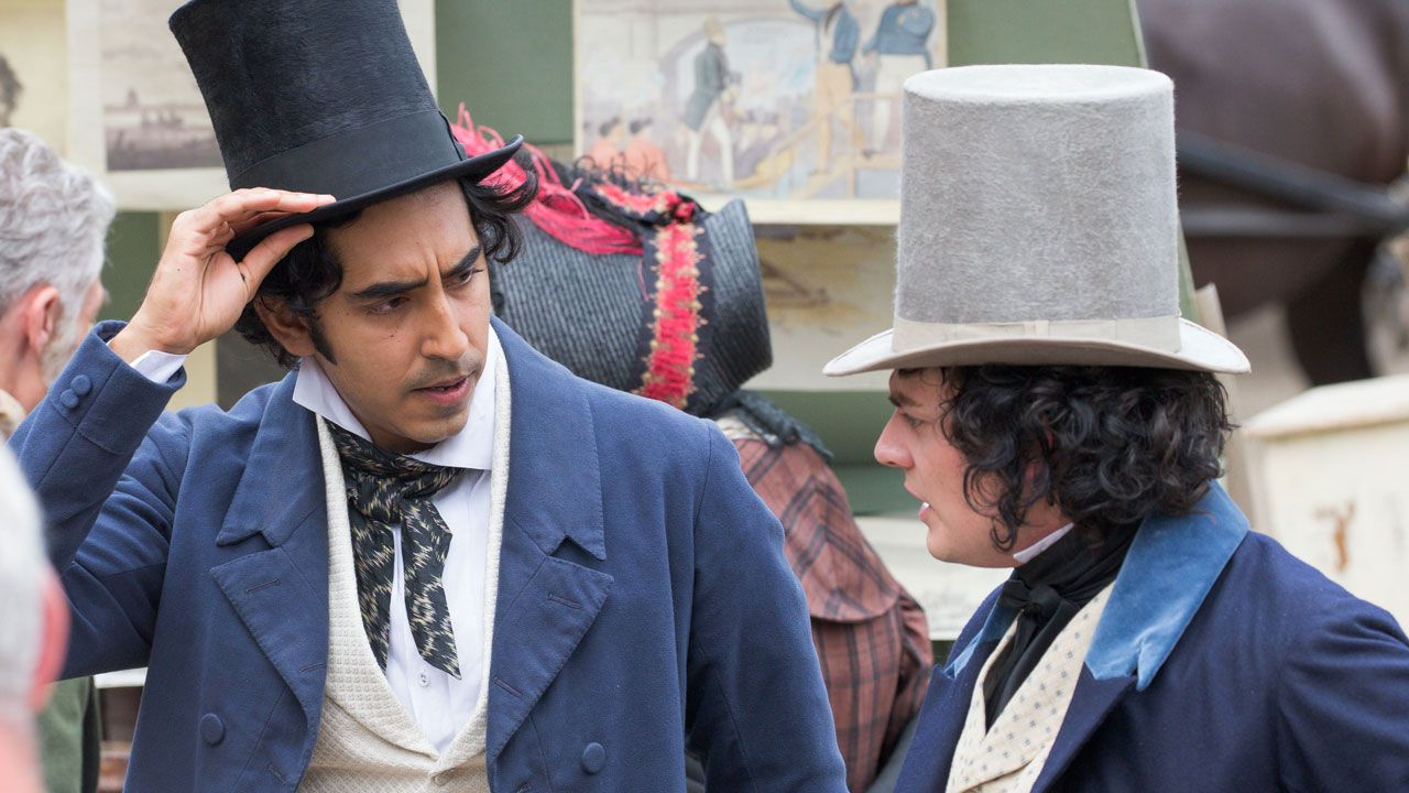 British Independent Film Awards: 11 nomination per David Copperfield