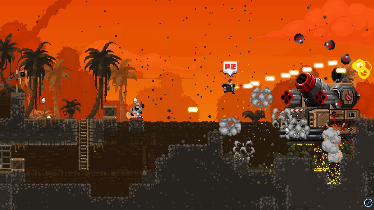 Broforce: la versione PlayStation Vita è stata cancellata