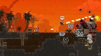 Broforce: la versione PlayStation Vita è stata cancellata