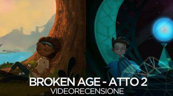 Broken Age: Atto 2 - Video Recensione