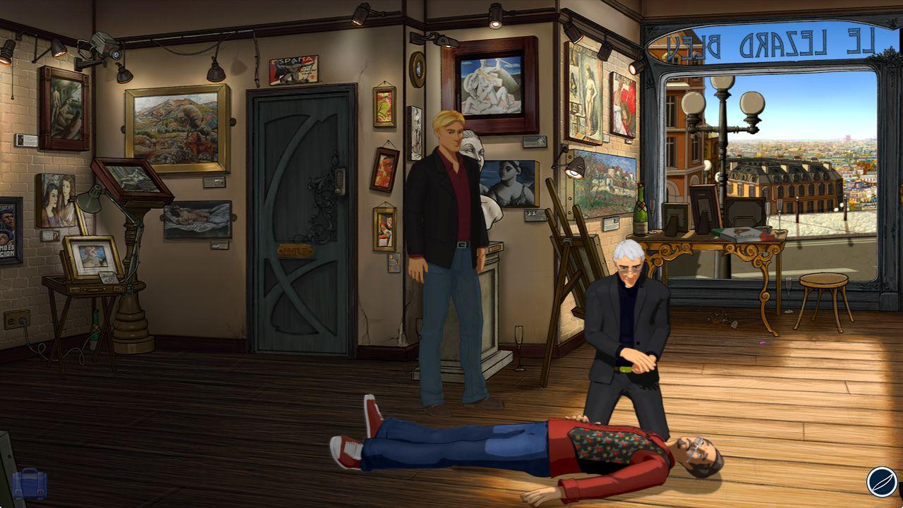 Broken Sword 5: La Maledizione del Serpente, presto disponibile su iOS
