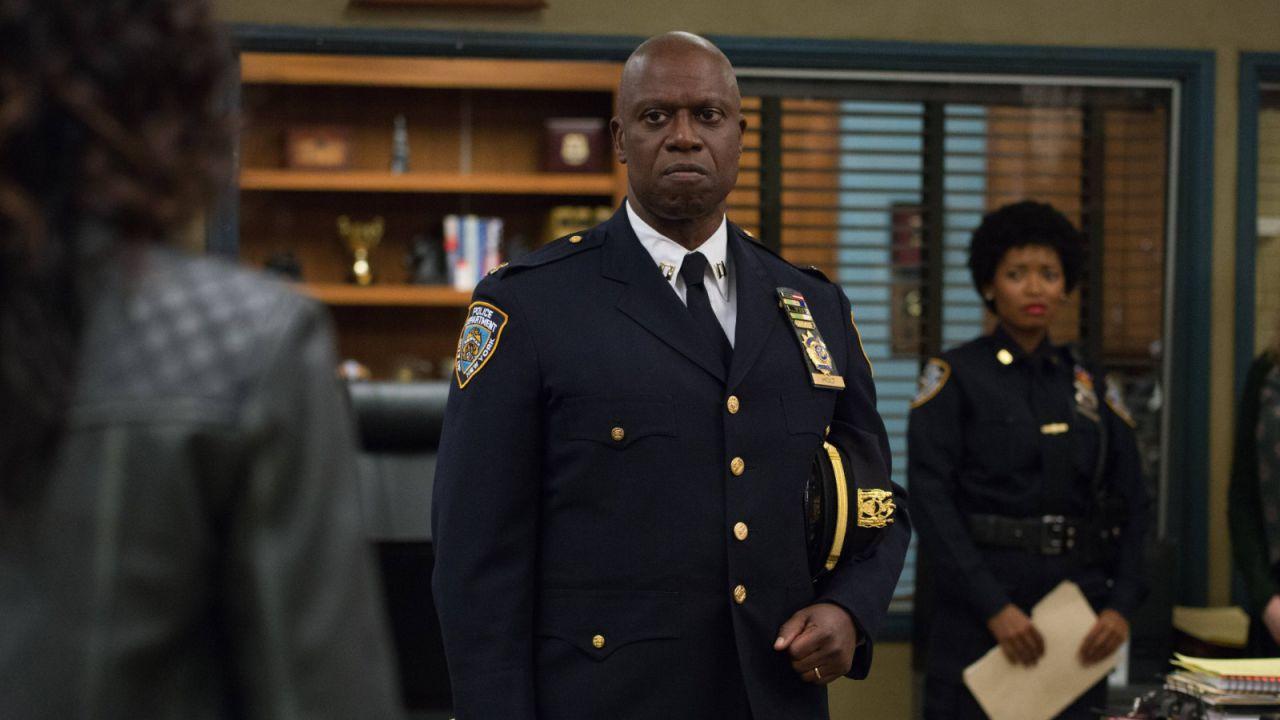 Brooklyn Nine-Nine, Andre Braugher: 'La polizia dev'essere rappresentata in modo diverso'