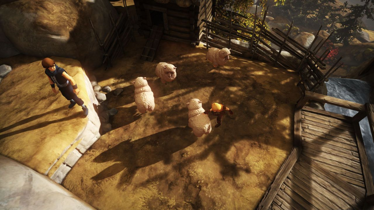 Brothers: A Tale of Two Sons - dal prossimo mese su PS3 e Steam