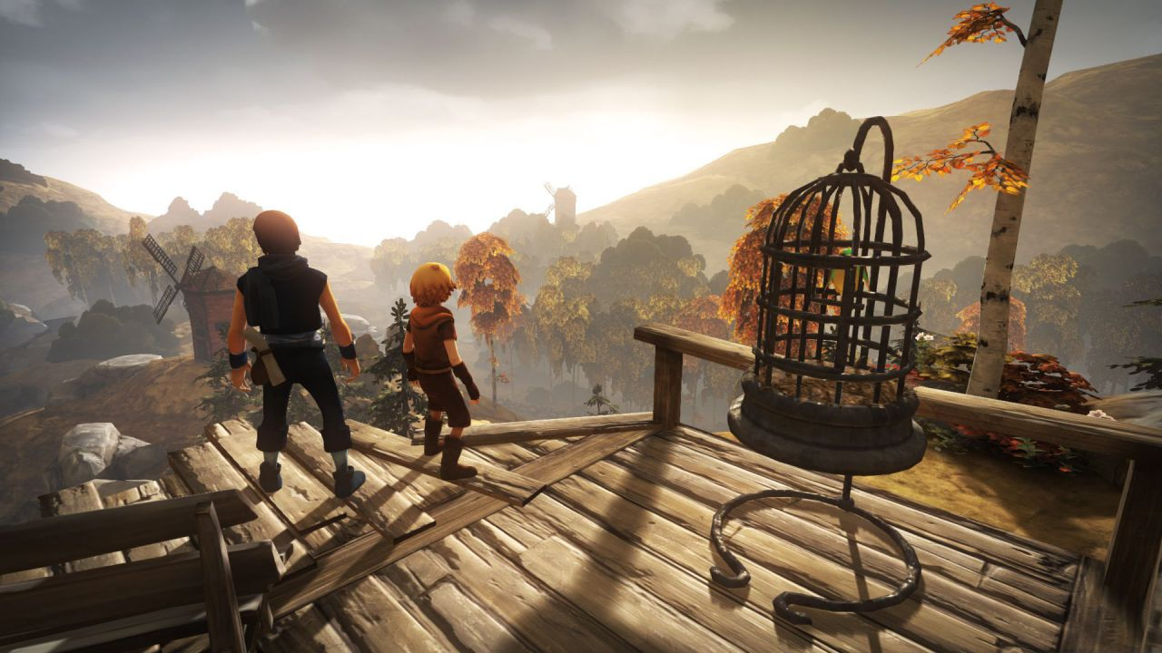 Brothers A Tale of Two Sons disponibile ora su App Store