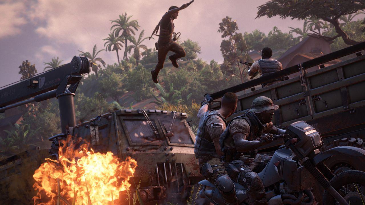 Bruce Straley: 'Uncharted 4 è il gioco con la miglior grafica mai vista'