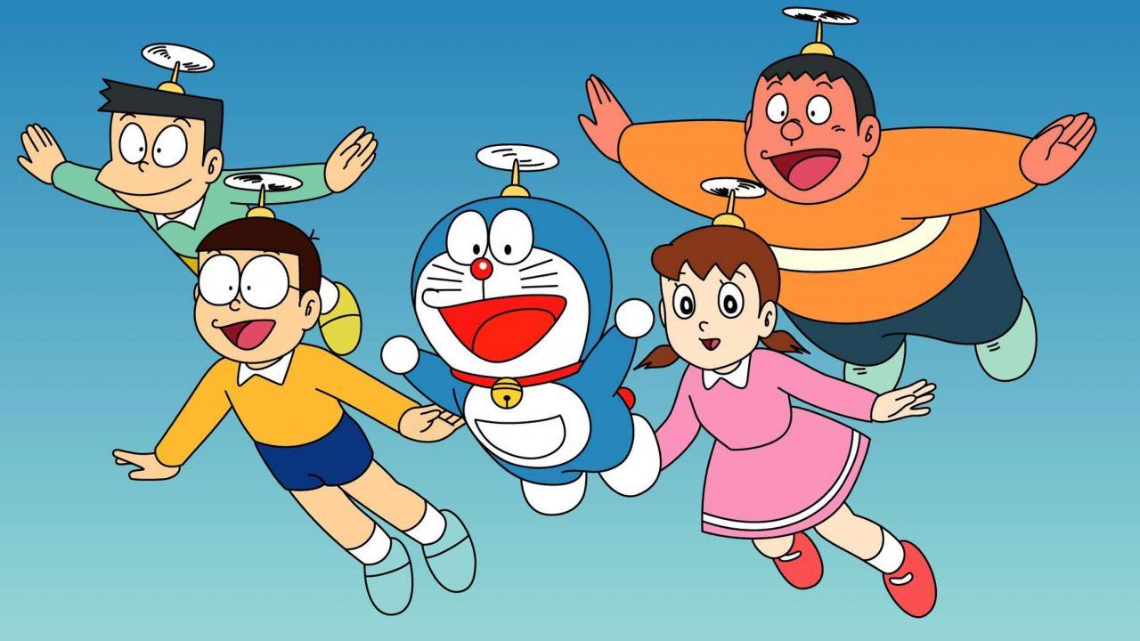 Bruce Willis è Doraemon in questo originale spot di SoftBank
