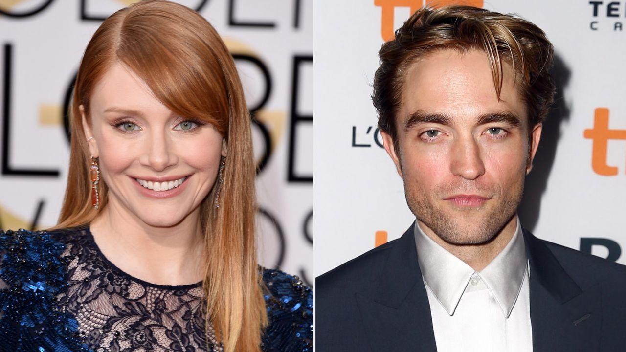 Bryce Dallas Howard aveva una cotta per Robert Pattinson, ecco come reagì il marito