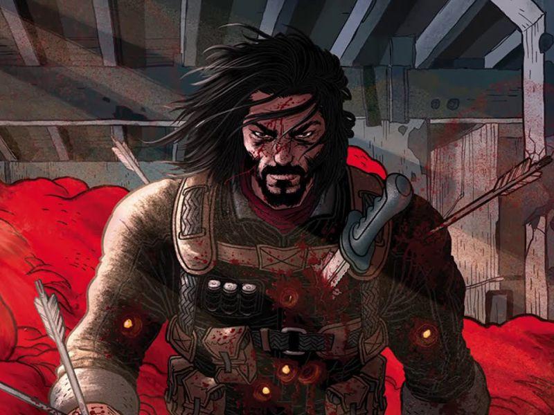 BRZRKR, Keanu Reeves nel film Netflix tratto dal fumetto! L'attore sarà anche produttore