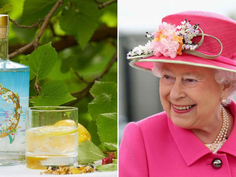 Buckingham Palace si dà all'alcool: scoprite il gin prodotto dalla regina Elisabetta