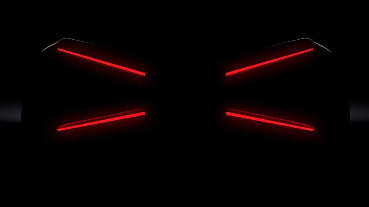 Bugatti anticipa un nuovo bolide: i fari posteriori formeranno una X