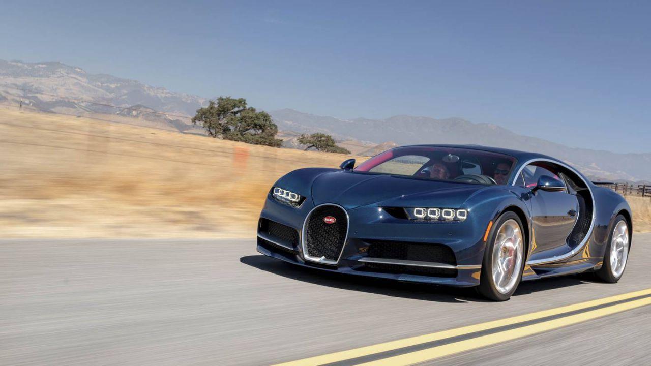 Bugatti conferma che farà un crossover perché lo vogliono i clienti, specialmente le donne