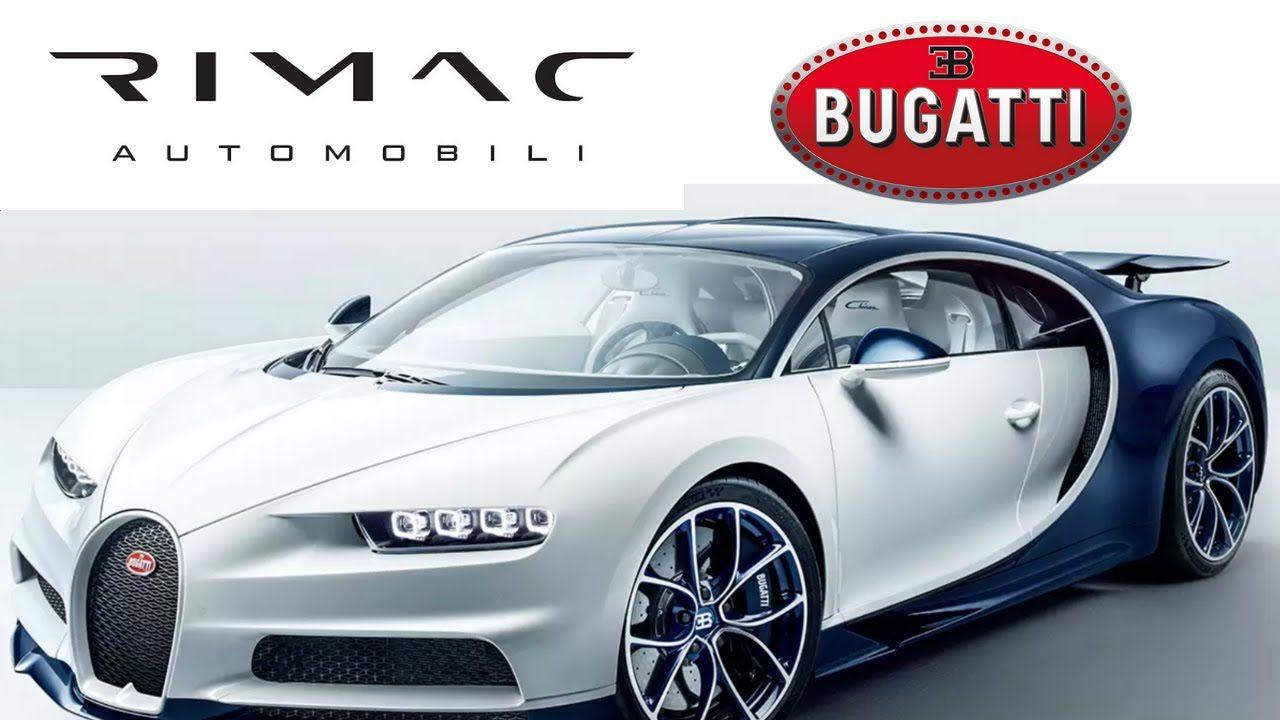Bugatti passa a Rimac? Volkswagen per il momento non commenta