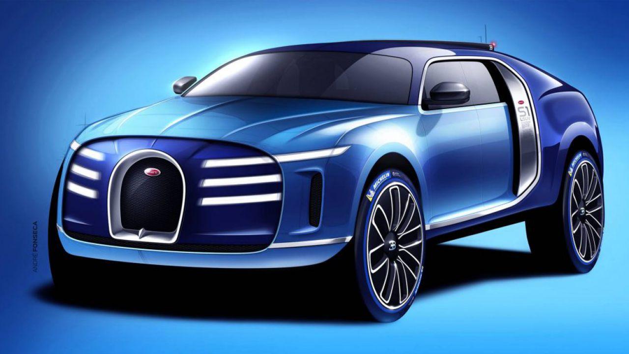 Bugatti potrebbe presto lanciare un SUV ibrido, parola di Stephan Winkelmann