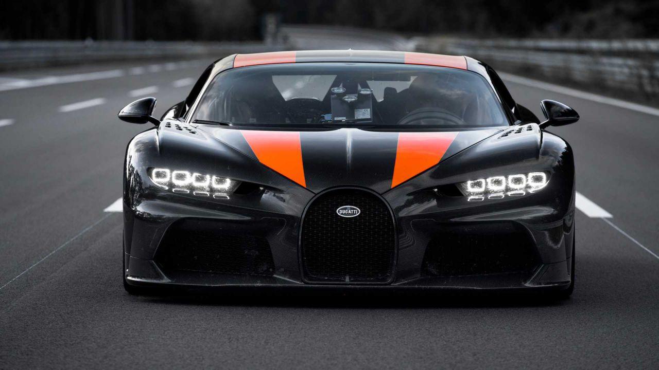 Bugatti: dopo il record di velocità arriveranno nuove versioni speciali della Chiron