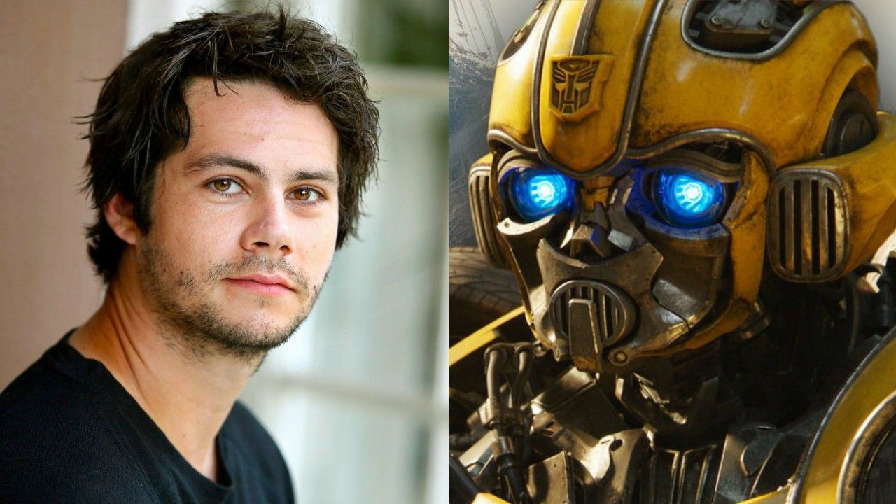 Bumblebee: Dylan O'Brien sarà la voce del Transformer protagonista