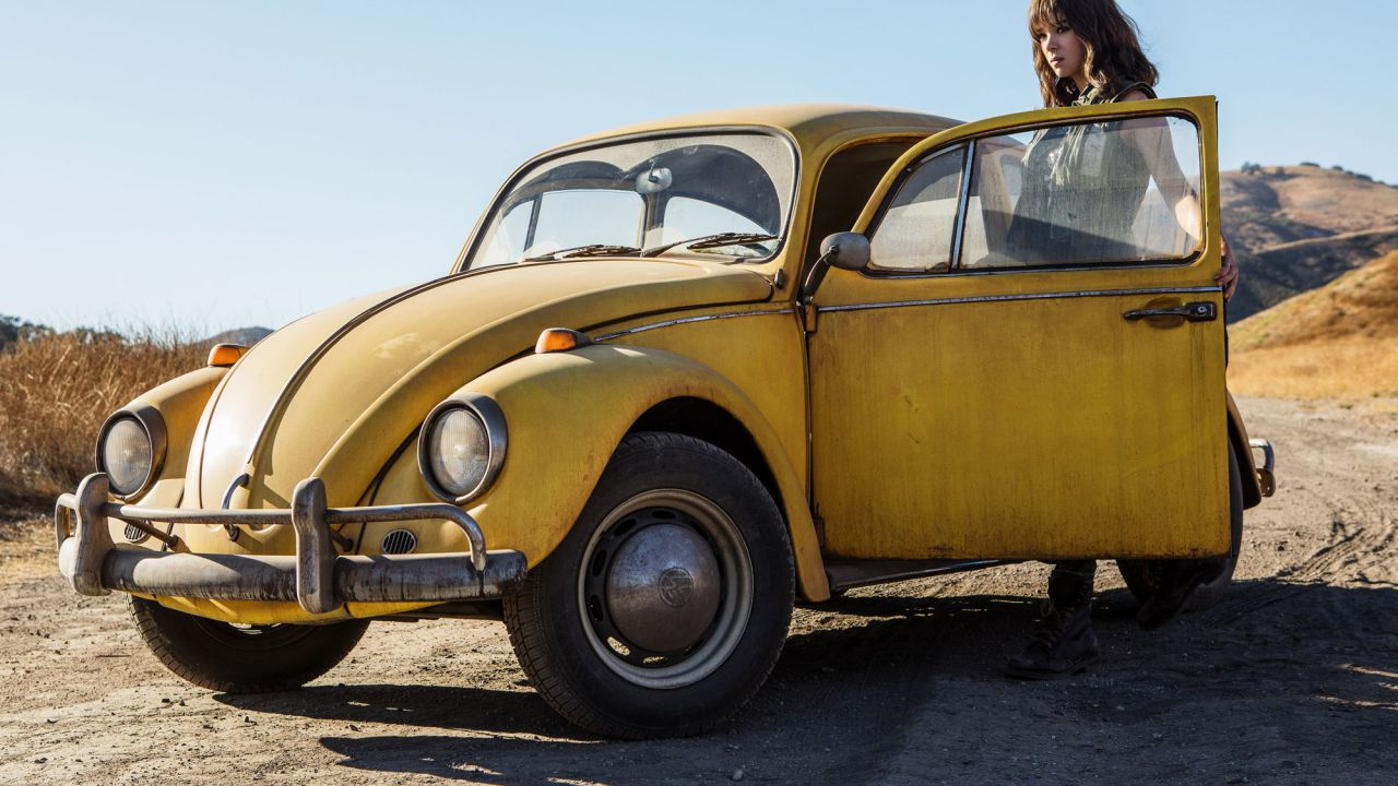 Bumblebee: la protagonista donna è un'idea di Steven Spielberg!