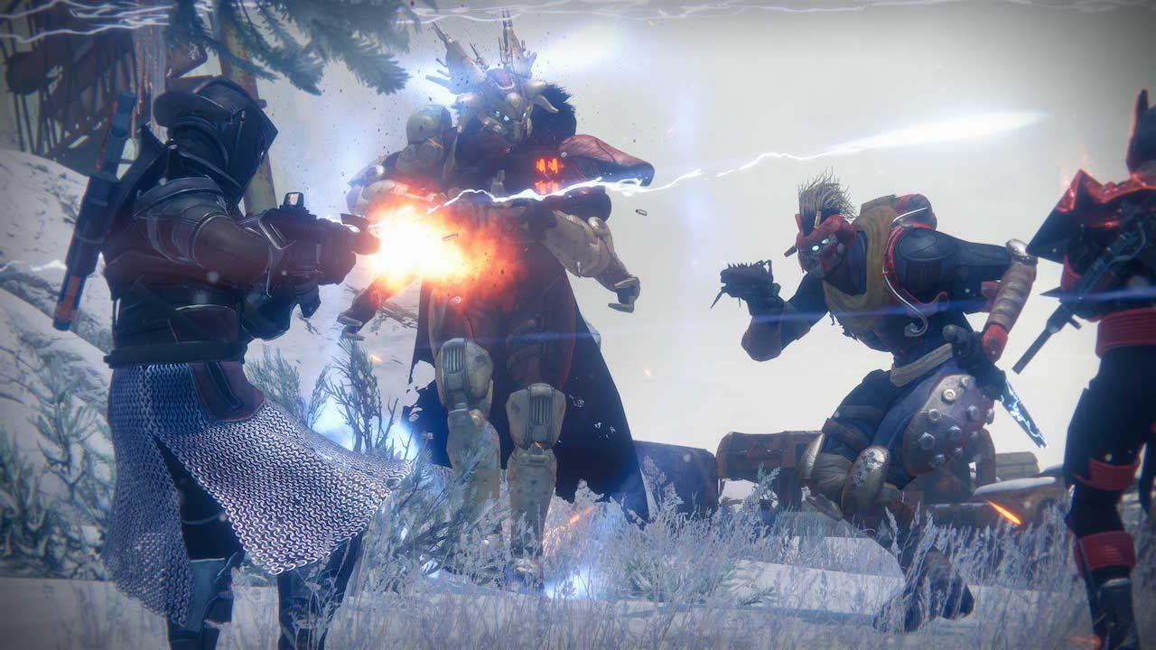 Bungie ringrazia i giocatori per il successo di Rise of Iron