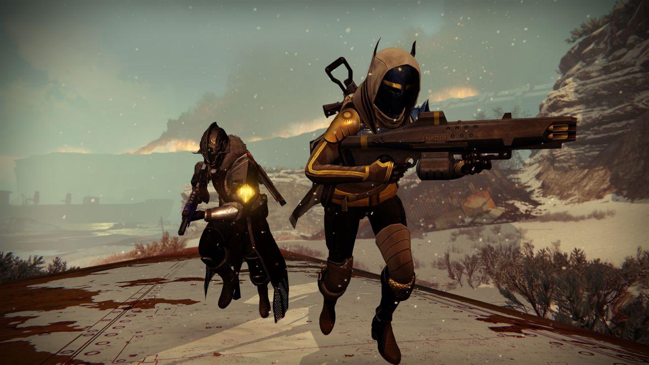 Bungie ha risolto i problemi di server di Destiny: Rise of Iron