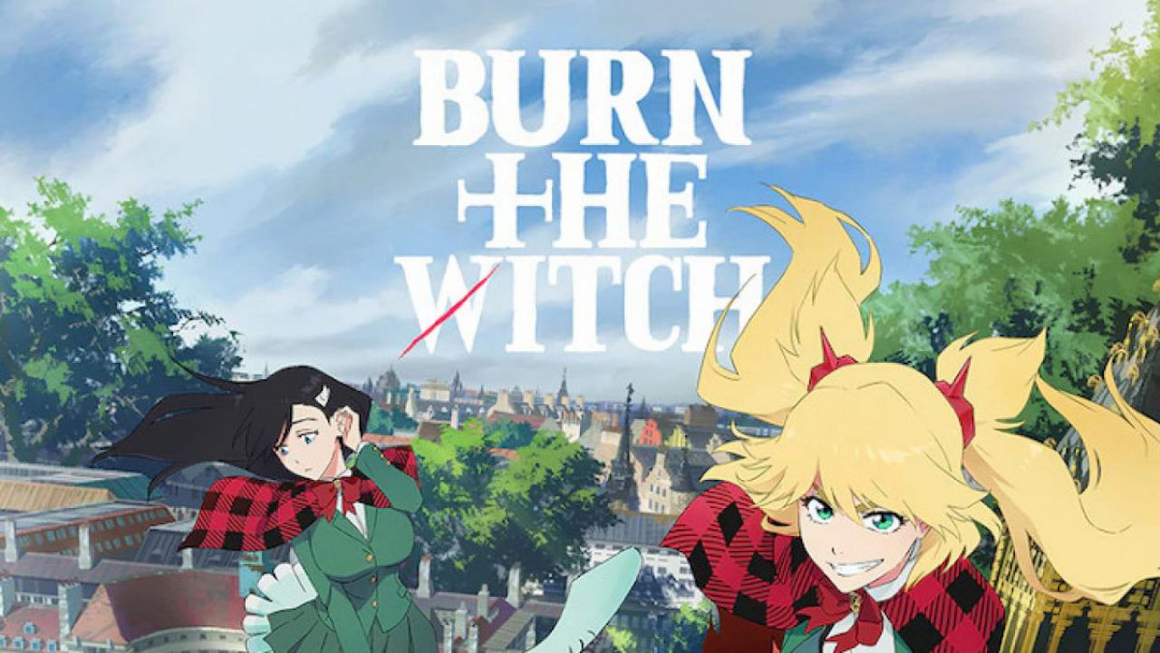 Burn the Witch: l'anime arriva in simulcast in Italia per Crunchyroll