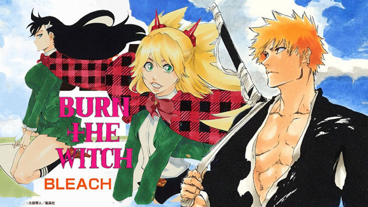 Burn the Witch: Tite Kubo conferma il legame della nuova serie con Bleach