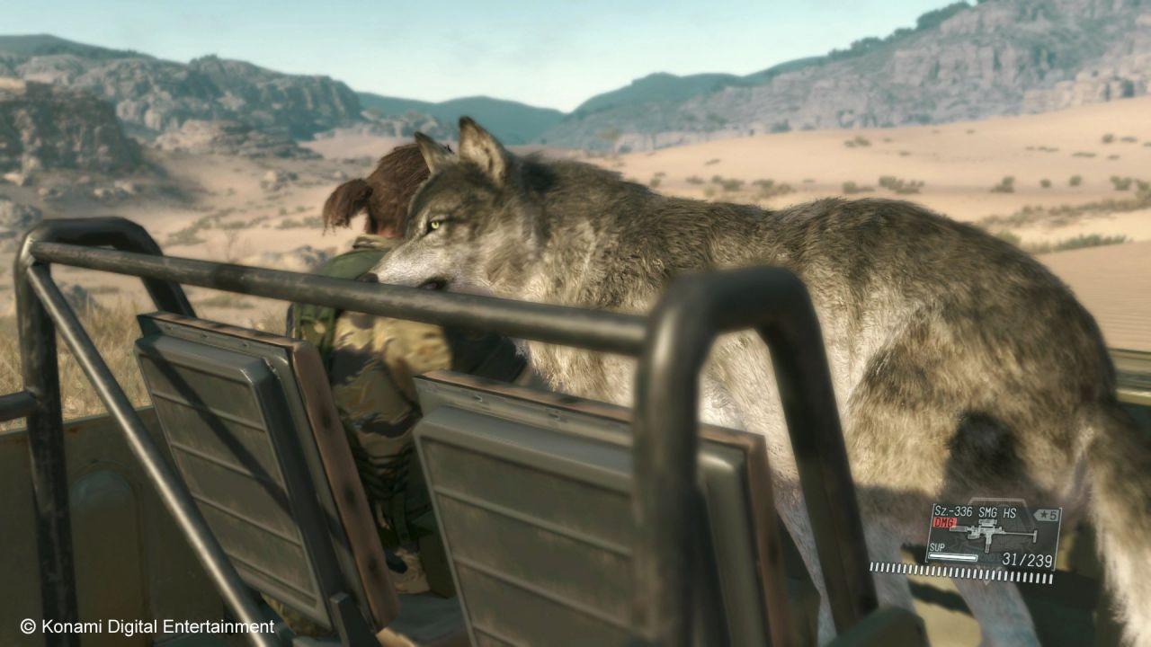 C'è altro da vedere in Metal Gear Solid V The Phantom Pain?