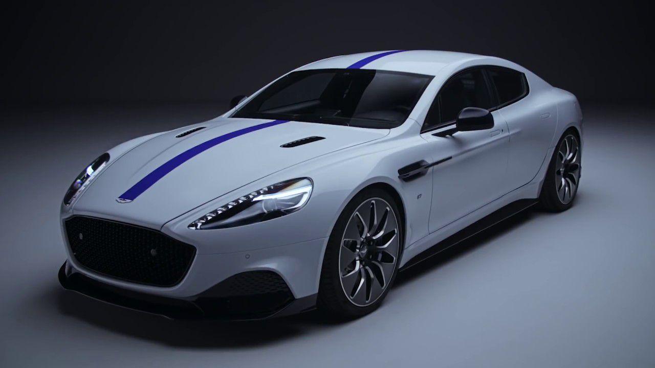C'è una brutta notizia per chi stava aspettando con ansia l'Aston Martin Rapide E