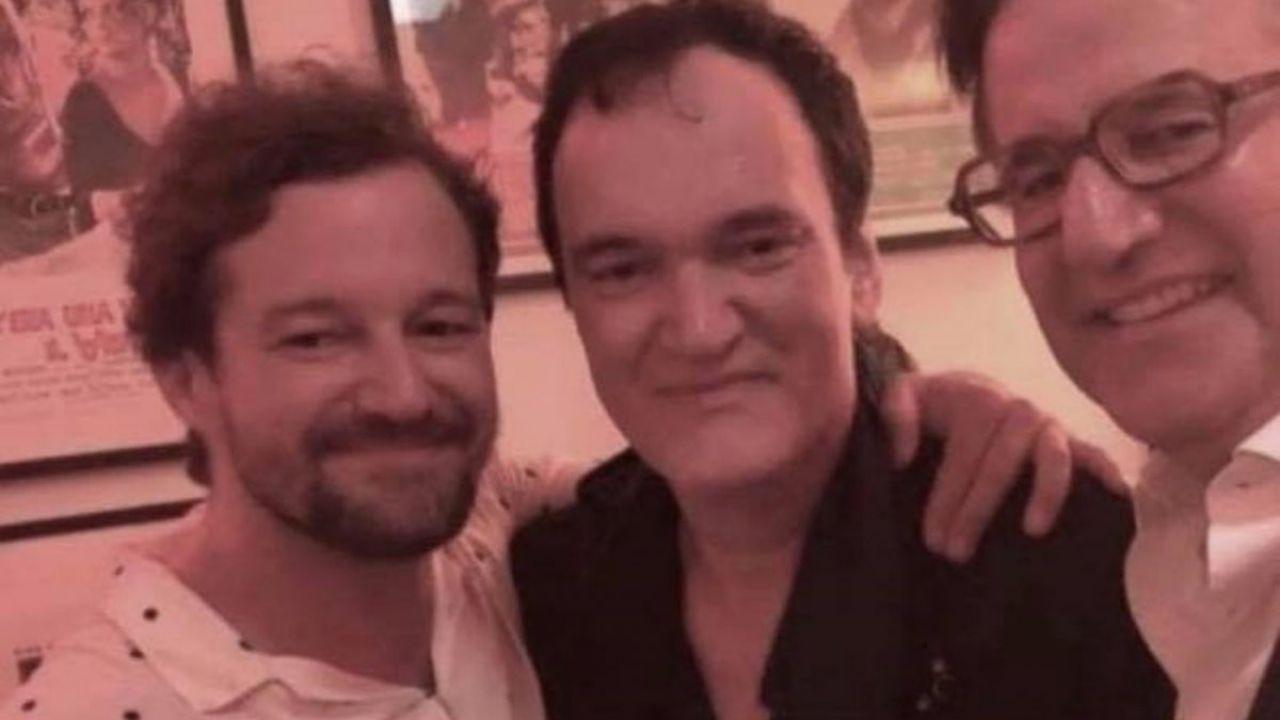 C'era una volta a Hollywood, Quentin Tarantino in compagnia di Christian De Sica!