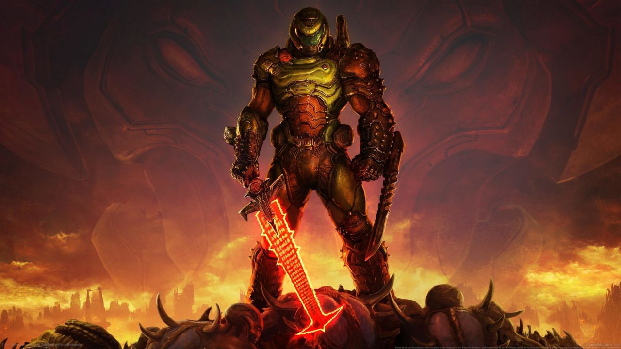 Calendario dell'Avvento GameStopZing: DOOM Eternal e ...