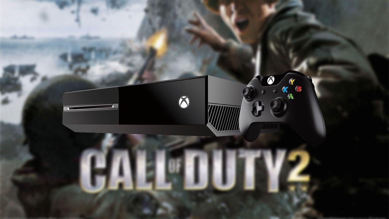 Call of Duty 2 diventa retro-compatibile su Xbox One