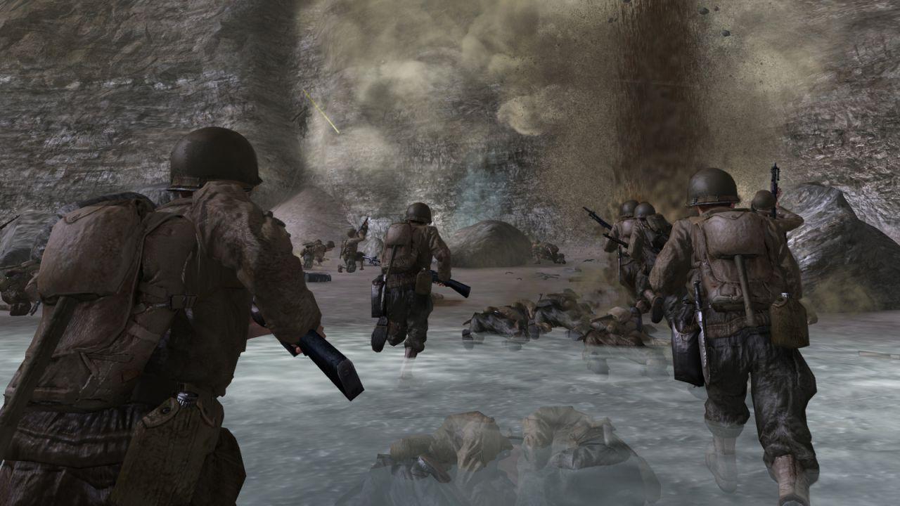 Call of Duty 2: prestazioni migliorate su Xbox One