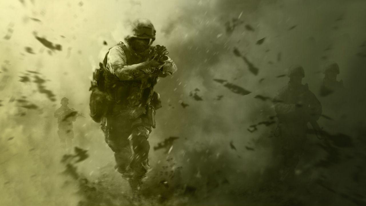Call of Duty 4 Modern Warfare Remastered: la campagna giocabile da oggi su PS4