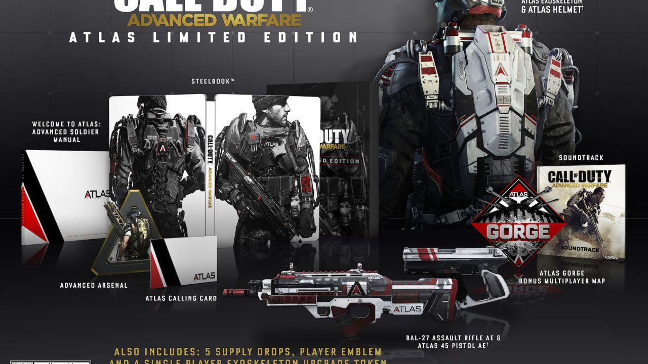 Call of Duty Advanced Warfare: dettagli sulla modalità zombie