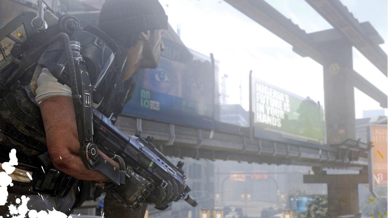 Call of Duty Advanced Warfare, disponibile la patch 1.03