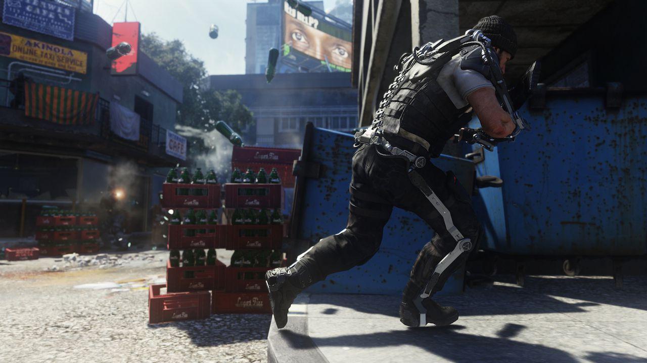 Call of Duty Advanced Warfare: disponibile per tutti la mappa Atlas Gorge