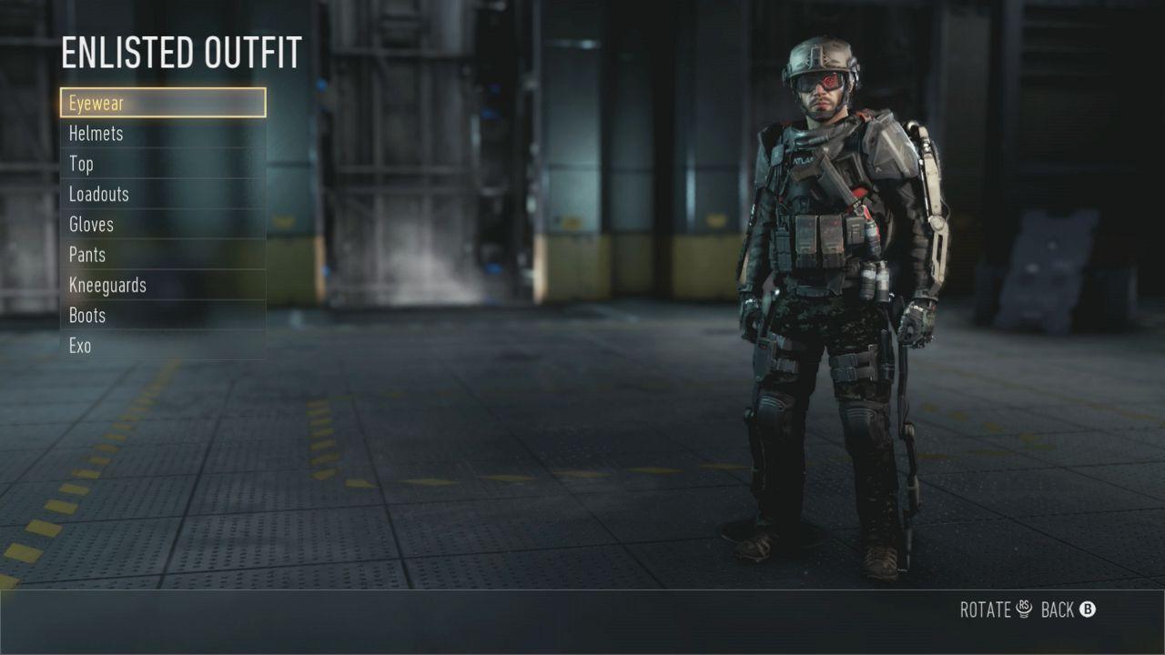 Call of Duty Advanced Warfare: doppi punti XP fino al 13 dicembre