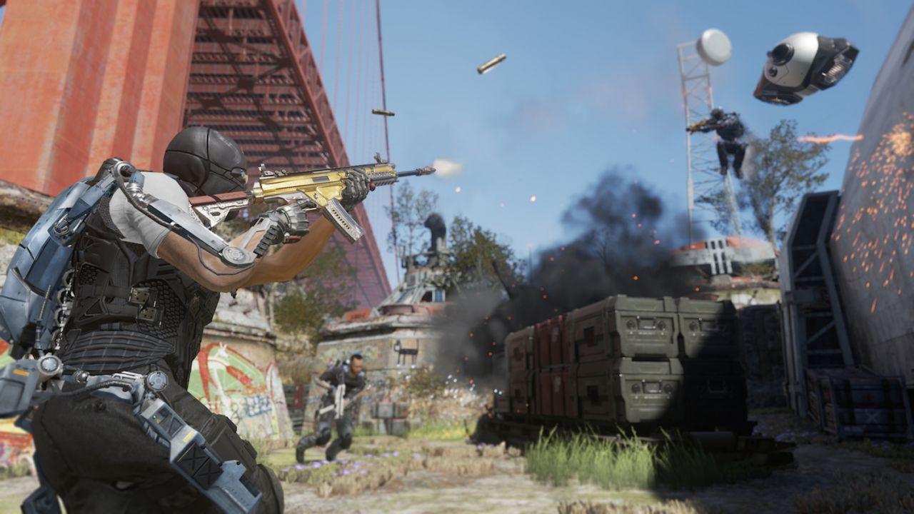 Call of Duty Advanced Warfare: doppi XP in multiplayer per la Festa di San Patrizio